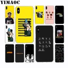 YIMAOC Brockhampton Boys Soft Silicone Case for Apple Iphone 11 Pro Xr Xs Max X 10 8 Plus 7 6S 6 Plus SE 5S 5 7Plus 8Plus резько и ред 150 лучших блюд русской кухни