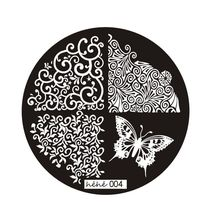 2015 newest 36mixed Design hehe series 30 Nail art Stamping polish printer plates nail printing machine plates, hehe001-036 цена