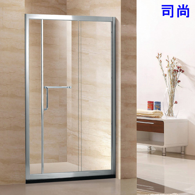 Specials Word Glass Shower Bathroom Glass Partition Bathroom Wet And  Separation # D706