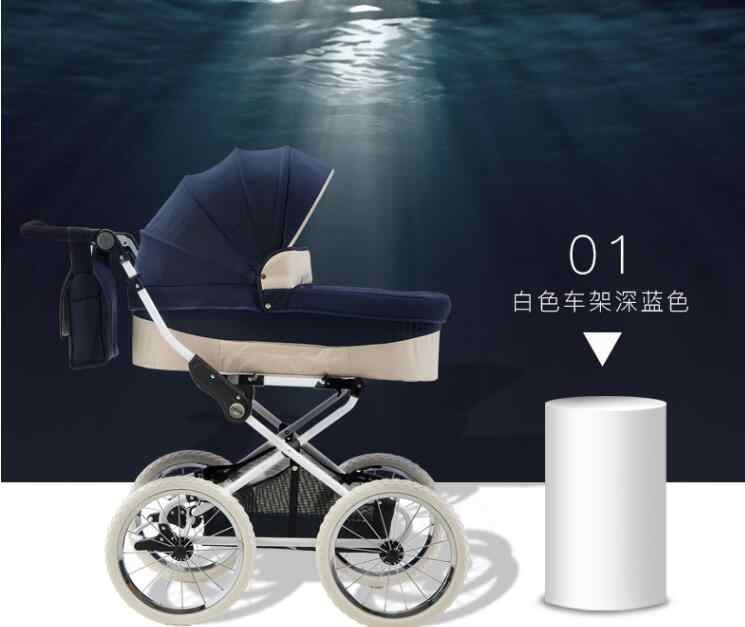 0909bf79d Detail Feedback Questions about Isabell Retro baby stroller Big ...