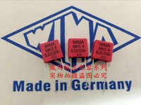 2019 hot sale 10pcs/20pcs Germany WIMA capacitor MKS4 250V 0.22UF 250V224 220NF P: 7.5mm Audio capacitor free shipping