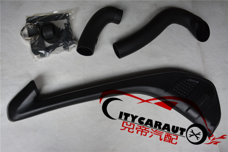 Accesorios para automóviles exteriores tubo de admisión de aire EXTRA tubo de SNORKEL apto para RANGER T6 TXL 2012 2014 coche de recogida 4*4 piezas - 4