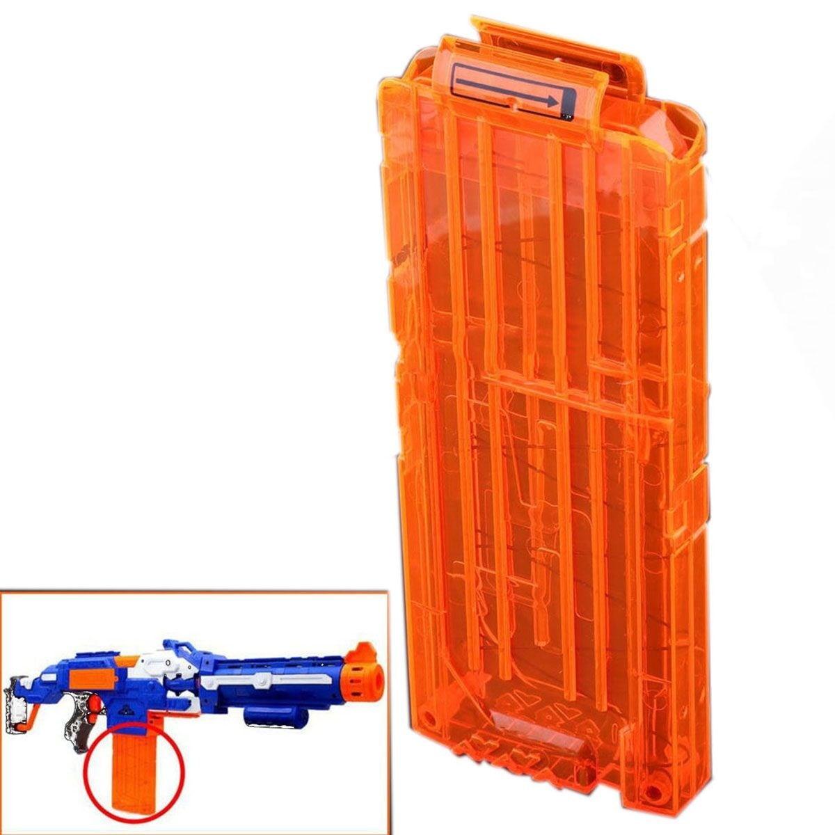 Nerf Raider Gun with Foam Darts