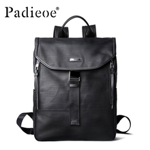 Padieoe 2017 Hot sale Luxury Canvas Men Casual Daypacks Large Capacity Waterproof Backpack Fashion Women Rucksack School Bags