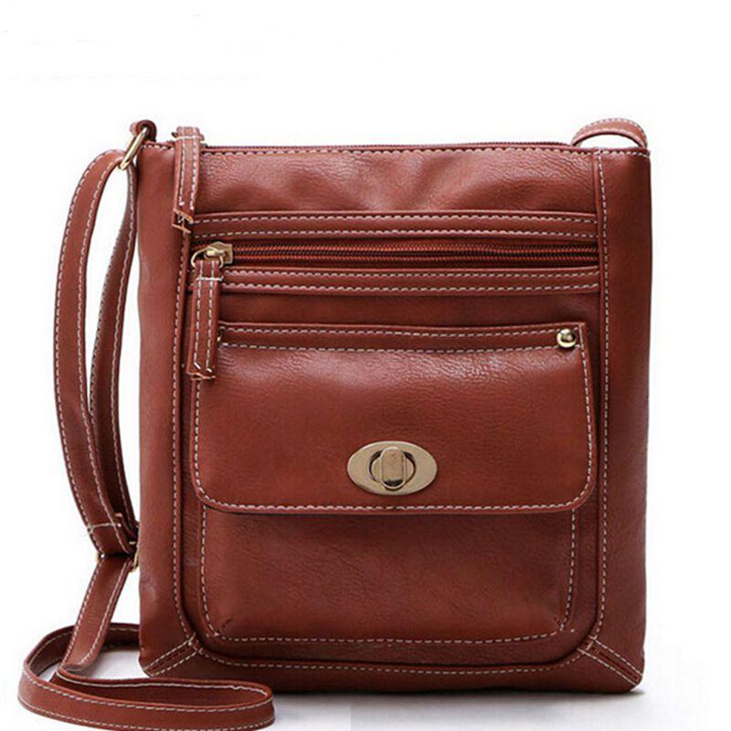 2017 nuevo bolso de las mujeres para las mujeres bolsas de mensajero de alta cal