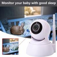 Giantree Recorder HD IP Camera 360 Degrees Baby Monitor Wireless Network Camera Night Vision Audio Video