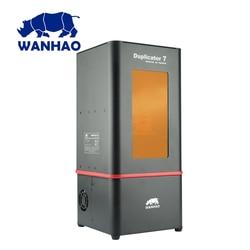 2019 gorących bubla WANHAO nowa wersja żywicy UV DLP SLA 3D drukarki D7 V1.5 z 250ml żywicy za darmo wysokiej jakości i przystępnej cenie