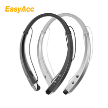 купить EasyAcc Stereo Sport Bluetooth Headset Auriculares Wireless Earphone Hands Free Luminous Earphone For Phone With Microphone дешево