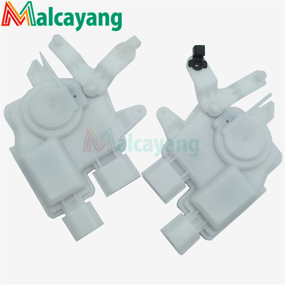 HIGH QUALITY 2PCS Rear Right Left Actuator Door Lock For Mazda 5 Type CR CW 2006