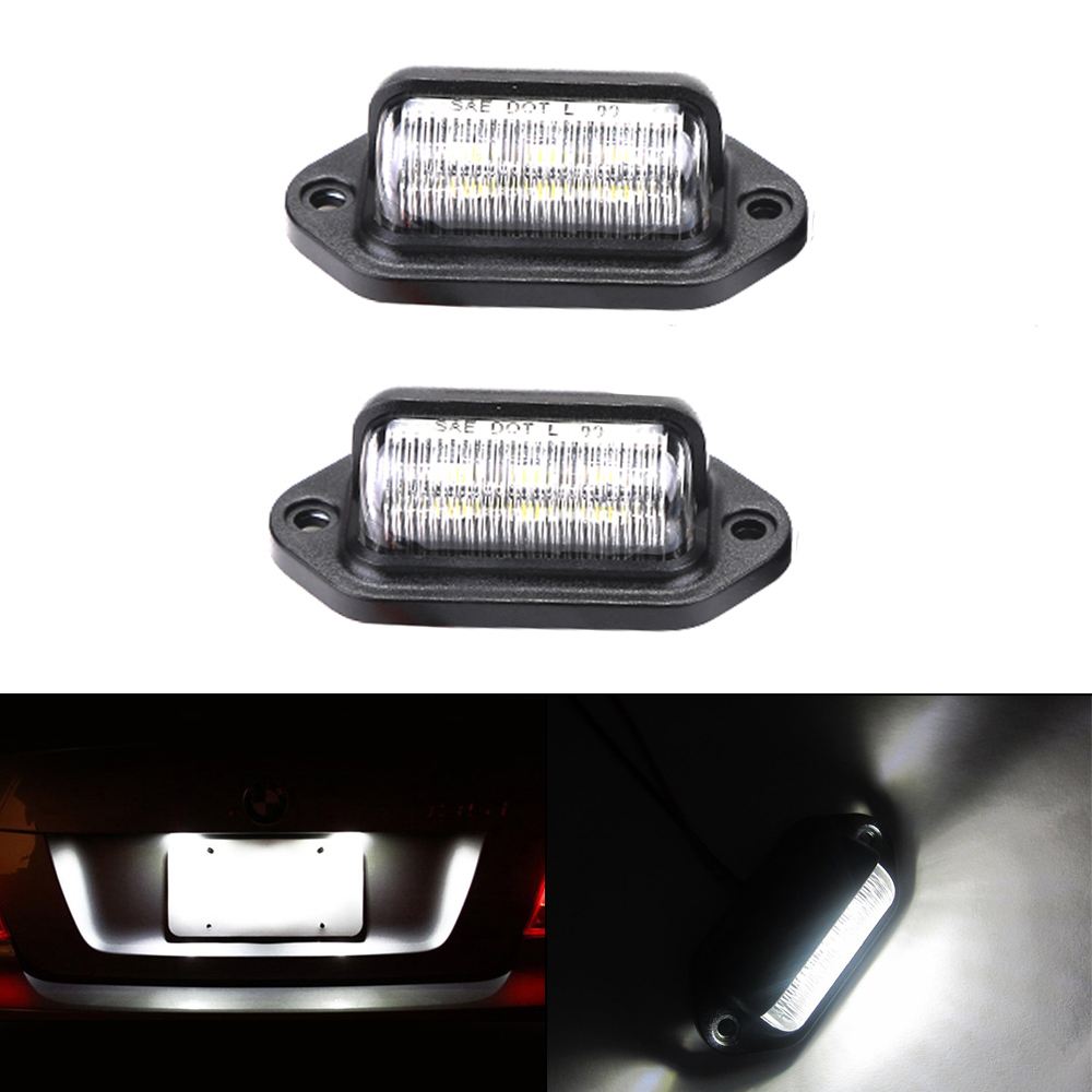 Sitaile Car Bluetooth A2dp Mp3 Music Player Adapter For Mazda 2 3 5 Kit Miata On Custom Wiring Harness Universal Stereo 2pcs Smd Led License Plate Light Lamp Bulbs Number