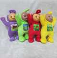 4Pcs/Lot Teletubby Plush Toy Doll Teletubbies Laa,Tinky, Winky Plush toy 33cm