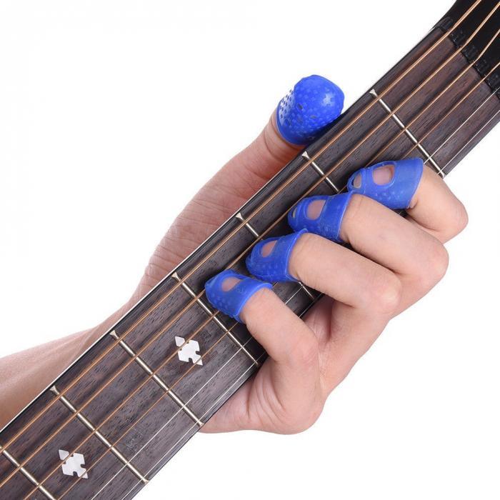 Guitar finger protectors (Finger caps)- ravity-co