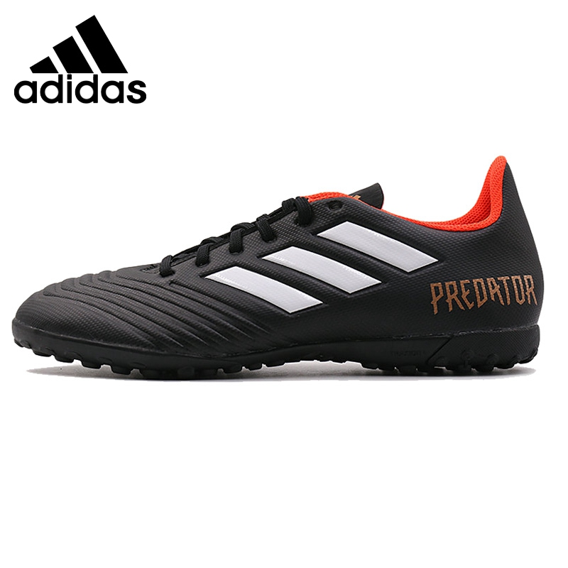 Original New Arrival 2018 Adidas PREDATOR TANGO 18.4 TF Men's Football/Soccer Shoes Sneakers 2017 men soccer infoor futsal shoes professional trainer tf football boots zapatillas futbol sala hombre boys kids soccer cleats