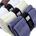 Toalla 3 unids un conjunto! toalla de baño albornoz toalla de Baño Sólido de Color Rosa Suave TowelTowels Absorción de secado rápido