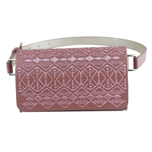 Miulee Fashion Pu Mujeres Cinturón Paquete de la Cintura Bolsa de Viaje Ocasional Paquete de La Cintura Bolsa de Bolsa de Teléfono Bolsa