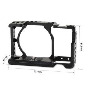 Image 3 - SmallRig מצלמה כלוב עבור Sony A6000 / A6300 / A6500 ILCE 6000/ILCE 6300/ILCE A6500/Nex 7 תא 1661