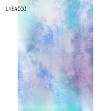 Laeacco Grunge Gradient Color Portrait Baby Children Photography Backgrounds Customized Photographic Backdrops For Photo Studio