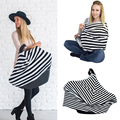Baby Breastplate Shopping Cart Pad Breast Feeding Nursing Cover Baby Car Cover