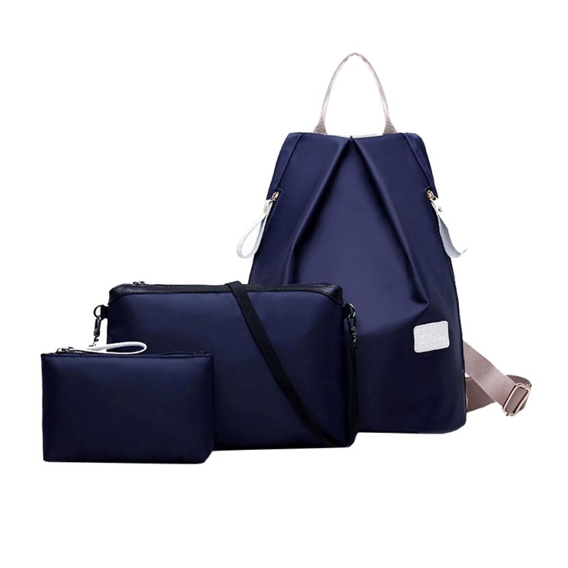 Maison Fabre Backpacks Fashion Women Oxford cloth Shoulder Bag Backpack Ladies Purse Drop Shipping 2018m28
