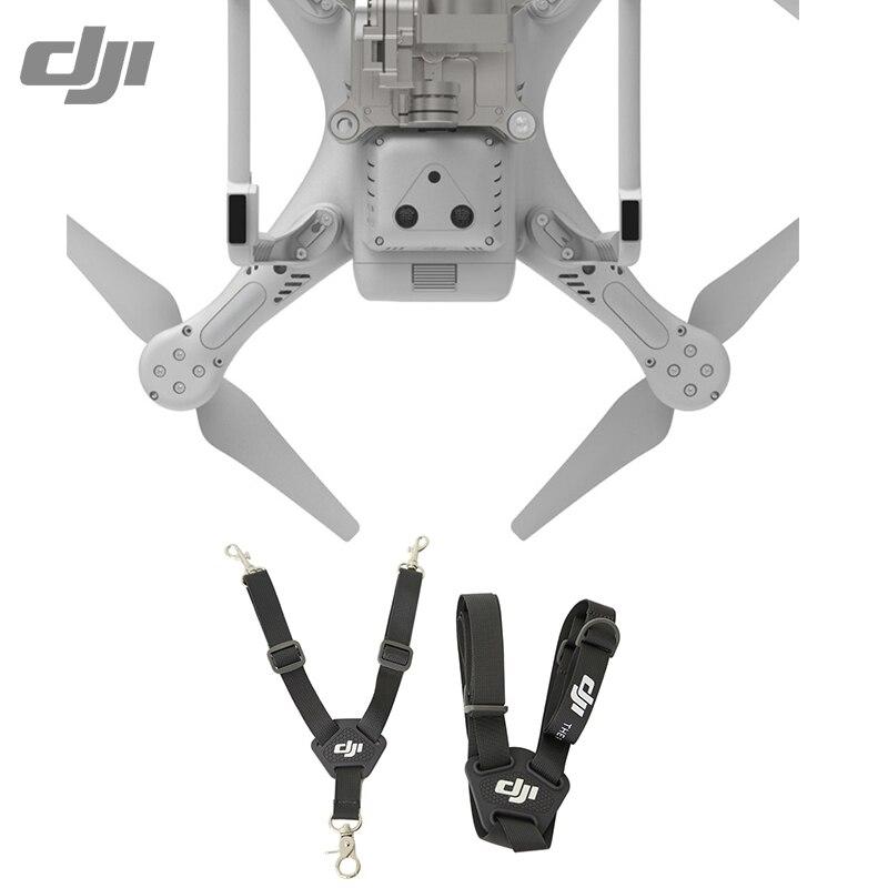 DJI Phantom Standard Advanced Professional 3 4 Inspire1 Remote Controller Strap Shoulder Backpack Neck Strap Belt 100% Original