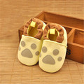 Baby Shoes First Walkers New Winter Baby Boys Girls Warm Plush Boot Infant Soft Slipper Crib Shoes Lovely