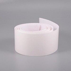 Image 4 - FOSHIO 1 Meter White Card Squeegee Spare Fabric Felt Edge Window Tint Tool Vinyl Car Wrap No Scratch Film Scraper Protect Cloth