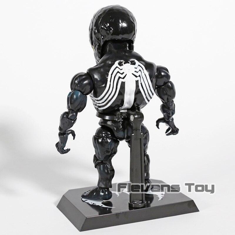 "Image 5 - Egg Attack Marvel Venom Edward Eddie Brock 7"" PVC Action Figure Collectible Model ToyAction & Toy Figures   -"