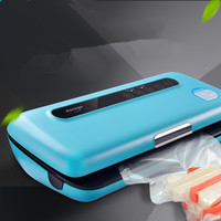 220V Automatic Household Electric Vacuum Sealing Machine Dry Wet Vacuum Packaging Machine Vacuum Food Sealers Commercial