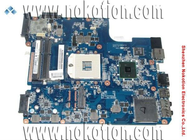 NOKOTION A000073390 DA0TE2MB6F0 laptop motherboard for Toshiba L640 L645D placa madre Intel integrated HM55 DDR3 lroom кресло madre