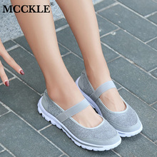 MCCKLE New Autumn Vulcanized Shoes Women