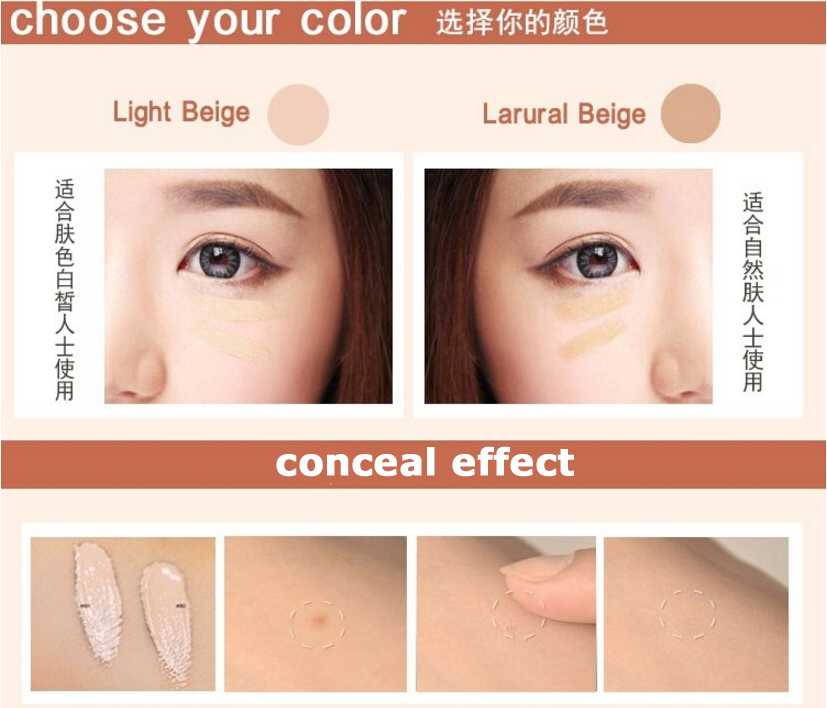 Aliexpress.com : Buy Flawless Face Blemish Cover Up Liquid ...