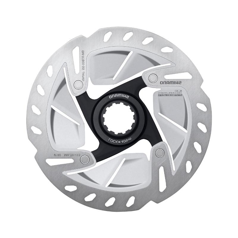 Shimano ULTEGRA SM RT800 frein à disque pour vélo de route ICE-TECH de verrouillage central des Rotors Freeza 140mm 160mm pour Ultegra 6800 R8000