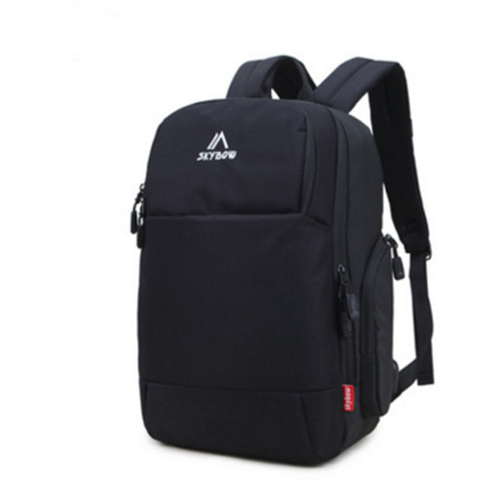 Laptop backpack female junior high school student casual bag 4 color choices choose large capacity travel backpackLaptop backpack female junior high school student casual bag 4 color choices choose large capacity travel backpack