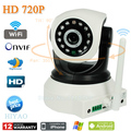 CCTV camera IP Camera Wifi Wireless HD 720P P2P Security Camera system camaras de seguridad Freeshipping