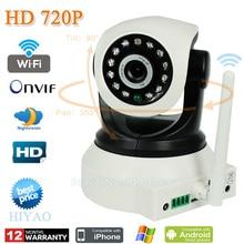 CCTV camera IP Camera Wifi Wireless HD 720P P2P Security Camera system camaras de seguridad Freeshipping