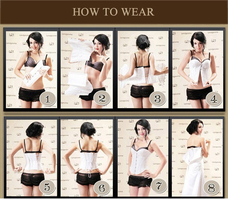 How to wear