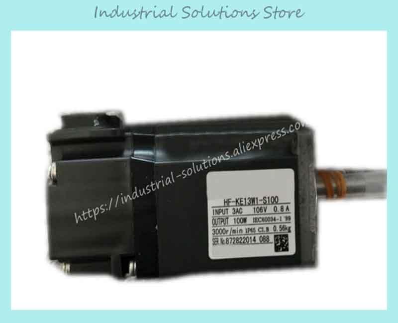 все цены на New Original AC Servo Motor HF-KE13W1-S100 онлайн