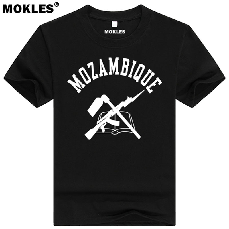 MOZAMBIQUE t shirt diy free font b custom b font font b made b font name