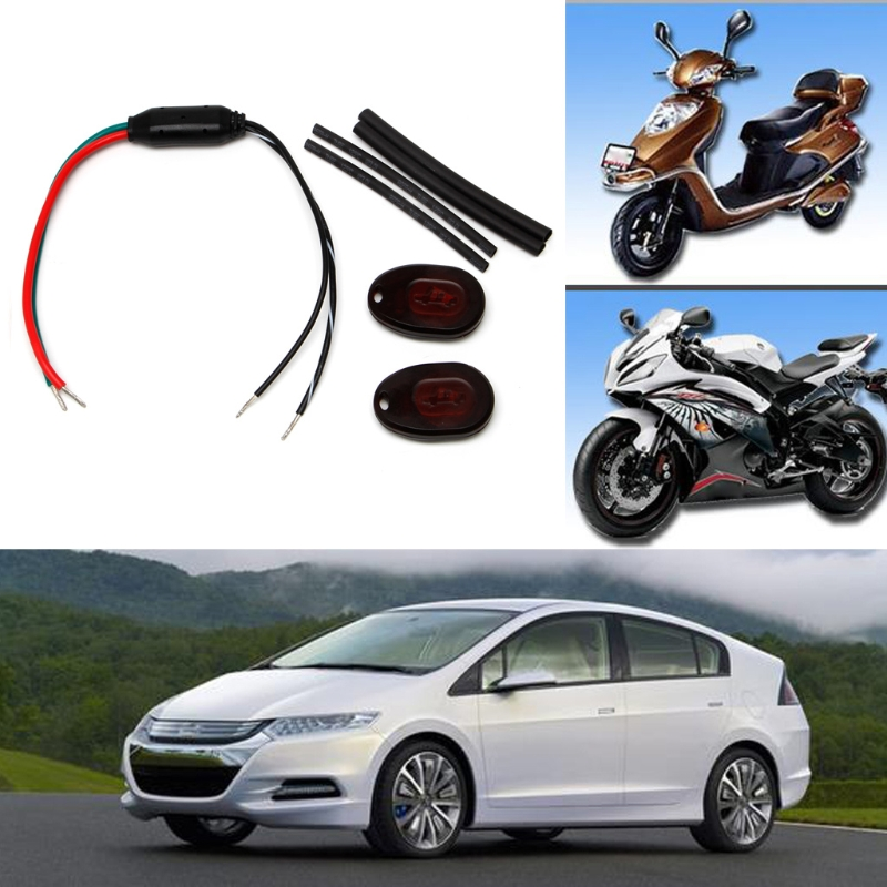 Motorcycle RF Car Immobilizer Anti Theft Relay Electronic Concealed Lock-in Burglar Alarm from Automobiles & Motorcycles