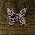 Antique Bronze borboleta liga de Zinco puxadores de gaveta Da Cozinha porta Do armário Handle Móveis quarto Dos Miúdos armário Maçanetas Puxa