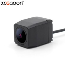 XCGaoon Metal CCD HD Car Rear View Camera Night Version Waterproof Wide Angle Backup Camera, Improved Lens for Night