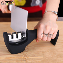 Professional Knife Sharpener Stainless Steel Ceramic Knives Sharpening Stone Tungsten Diamond Kitchen Tool