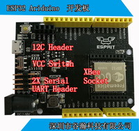 ESP32 Arduino (GH ESPRIT) Development Board, WIFI and BLE Two in One