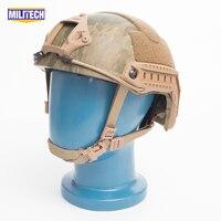 SNELLE Atacs FG FA Stijl Super ABS Airsoft Tactische Helm/Ops Core Stijl Hoge Cut Training Helm/SNELLE Ballistische Stijl helm