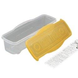 900ML makaron mikrofalowy makaron Spaghetti narzędzia ekologiczne Spaghetti Box kuchenka ociekacz do makaron kuchenny narzędzia 2018 new arrival|Osuszacze|Dom i ogród -