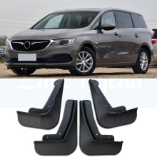 car fenders Car Mud Flaps Splash Guards Flap Mudguards Fender For Buick GL6 2018 2019