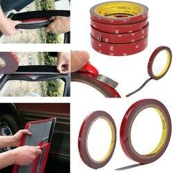 Auto Aufkleber 300cm Starke Permanent Doppelseitiges Super Klebeband Rolle Für Fahrzeug Auto Lkw Decor Stickerhot mode neue # # BILL