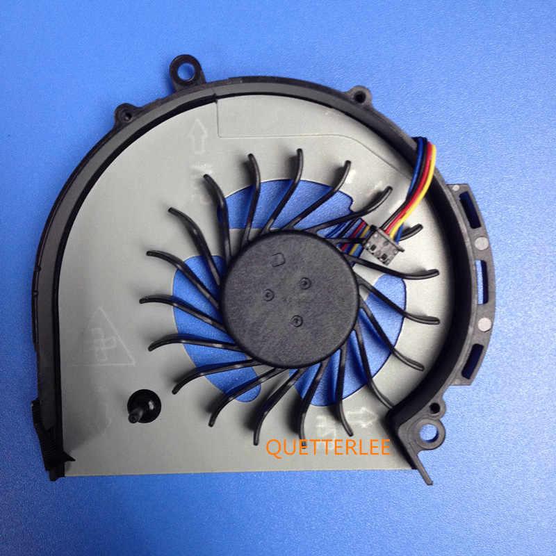 Wentylator do wentylatora HP 14 15 14-D 15-D 240 g2 250 g2 wentylator chłodzący cpu 747241-001 747242-001 747266-001 NFB75B05H-002 DFS551205ML0T FF77
