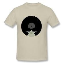 Great Funky vinyl record men's t-shirt