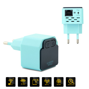 Image 4 - Drahtlose WIFI Repeater 300 Mbps 802.11n Access Point Signal Booster Wifi Extender 2,4G Wi Fi Verstärker Wi Fi Reapeter